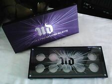 Urban Decay Stackable Pro Artistry Palette customizable 10 pan palette BNIB AUTH