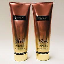 2 Victoria's Secret rougeur fantasmes Parfum Lotion corporelle 8 fl.oz 236 ml