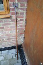 More details for vintage long handled gardening fork - 53