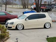 VW GTI Rabbit VOTEX MK5 VOLKSWAGEN SIDE SKIRTS SIDESKIRTS rockers (2006 - 2009)