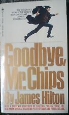 Goodbye Mr. Chips 1969 Movie Tie In Peter O'Toole Petula Clark James Hilton Rare