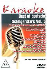 KARAOKE DVD: ROGER WHITTAKER - Best of deutsche Schlagerstars Vol.5 * NEU/OVP