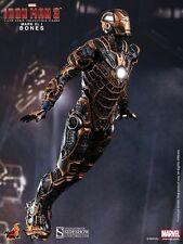 Hot Toys Iron Man 3 Bones Mark XLI 41 1/6 Figure Sideshow New UK