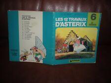 COLLECTION LES 12 TRAVAUX D'ASTERIX N°6 LE CUISINIER - DARGAUD 1976