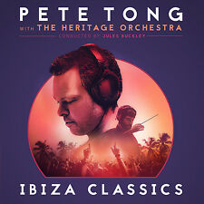 Pete Tong With The Heritage Orchestra IBIZA Classics CD 2017