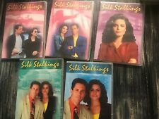 Silk Stalkings Various Seasons Anchor Bay Rare OOP Rob Estes Mitzi Kapture Cult