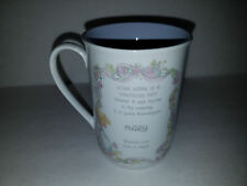 "Precious Moments Personalized Mug ""Mary"" #514772 New In Box"