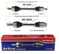 SurTrack HO-8042 CV Axle Shaft