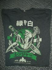 Mighty Morphin Power Rangers Mens Large Shirt