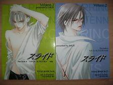 2x Prince of Tennis Yaoi doujinshi-FUJI/TEZUKA-Pot BL