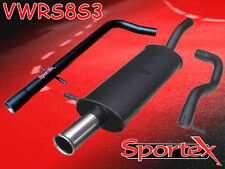 Sportex VW Golf mk4 performance race tube exhaust system 1.8 GTi Turbo 1997-2004