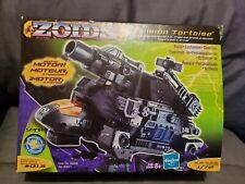 Zoids Hasbro Action Figure Model #013 Cannon Tortoise