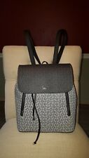 Lady's Backpack Guess 1981 ,Color Black mixed with Gray