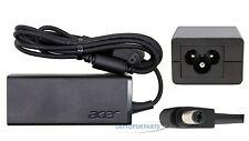 NUOVO ORIGINALE ACER Aspire ES 13 es1-332 laptop 45W Adattatore AC Caricabatteria Alimentatore