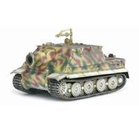 Assault Tiger Heavy Tank 1945 Model WWII German 1/72 Scale 38cm Armor 60459 Toy