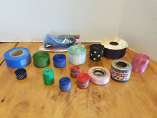 Lot of Vintage RIBBON TRIM Rolls CRAFTS SEWING