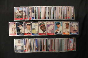 1988 PACIFIC HANK AARON/MICKEY MANTLE COMPLETE SET W/2ND SET MISSING 2 VL1763