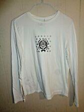 Vintage Tommy Hilfiger Casual White Long Sleeve Shirt - Men's Size Large