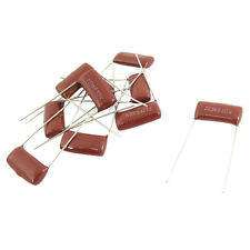 10Pcs 630V 22nf 0.022uf Radial Metallized Polypropylene Film Capacitor BT