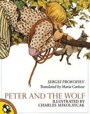 Peter And The Wolf: By Sergei Prokofiev