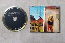 "CD AUDIO MUSIQUE / SHEA SEGER ""LAST TIME"" CD MAXI-SINGLE 3T + 1 VIDÉO 2000 POP"