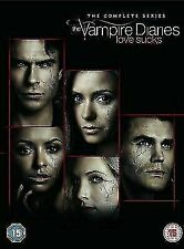 The Vampire Diaries: The Complete Series (Blu-ray Disc, 2017)