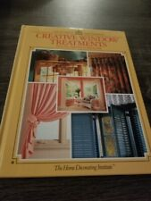Creative Window Treatments Book