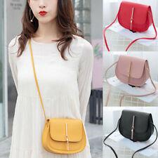 Fashion Women Ladies Leisure Solid Tassel Leather Shoulder Bag Messenger Bag