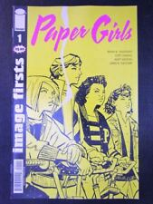 IMAGE FIRST: PAPER GIRLS #1 - SEPTEMBER 2017 - Image Comic # 2H23