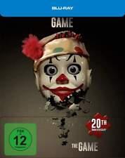 """THE GAME"" - David Fincher - Thriller - BLU RAY STEELBOOK geprägt - neu/OVP OOP"