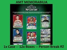 Christian Bale 2020 Leaf Metal Pop Century 1X CASE 12X BOX BREAK #2