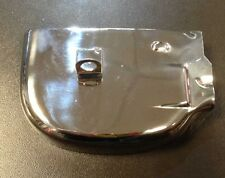 Gear selector cover in stainless steel for Vespa T5