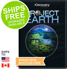Discovery Channel Project Earth (DVD, 2012) NEW, Sealed