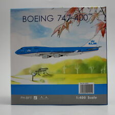 Phoenix 1:400 KLM Royal Dutch Airlines Boeing 747-400 PH-BFT
