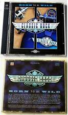 Classic Rock Born to be wild/Steppenwolf, Thin Lizzy,... Time Life do-CD Top