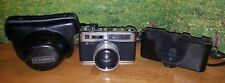 Yashica Electro 35 GS Vintage 35mm Camera and Original Case