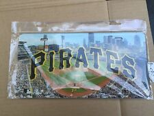 Pittsburgh Pirate License  Plate Frame - MLB