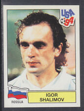 Panini - USA 94 World Cup - # 117 Igor Shalimov - Rossija (Green Back)
