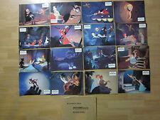Aushangfotos * 16 AHFs Komplettset + Umschlag* Peter Pan * WA 1979 * Walt Disney
