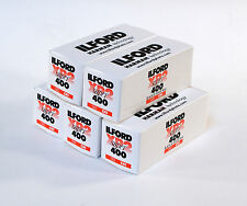 Ilford XP2 120mm Pack of 5 Black and White Film
