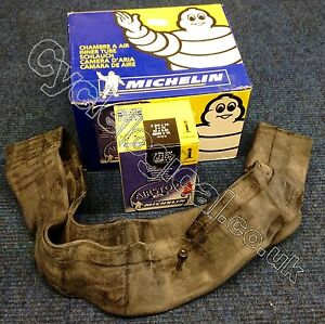 Michelin Airstop Butyl Scooter/Small Motorbike Inner Tube 3x14,22x2.25,80/80x14