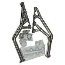 MANIFOLD HEADER/EXHAUST for Ford Mercury, Mustang, Cougar, 260, 289, 302, Pair