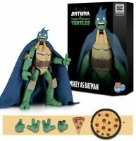 SDCC 2019 Mikey As Batman vs Teenage Mutant Ninja Turtles TMNT PX Exclusive New
