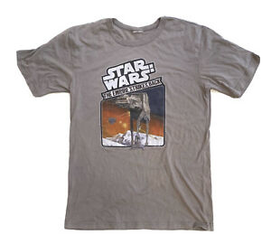 Star Wars The Empire Strikes Back Tshirt Size Large Tee