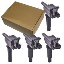 Set of 4 Herko B172 Ignition Coils For Mazda Protege 1.6L L4 1999-2003