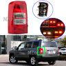 Left Passenger Side For 2007-2017 Jeep Patriot Rear Tail Light Stop Fog Lamp AU
