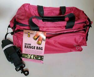 Bob Allen Deluxe Range Bag Pink NEW w/ Tags 22133