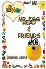 Mr Egg Head & Friends, Paperback by Lewis, Joanna; Inkorp, Titan, Brand New, ...