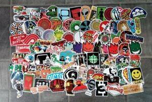 100 MIXED STICKERS