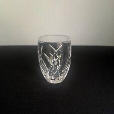 John Rocha Waterford Signature Tumbler/ Whiskey Glass